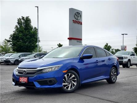 2017 Honda Civic EX (Stk: 21595A) in Bowmanville - Image 1 of 30