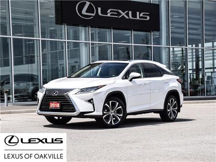 2018 Lexus RX 350 Base (Stk: UC8206) in Oakville - Image 1 of 28