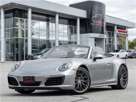 2017 Porsche 911  (Stk: 21HMS855) in Mississauga - Image 1 of 29