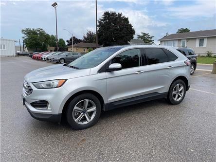 2019 Ford Edge SEL (Stk: U22521) in Goderich - Image 1 of 20