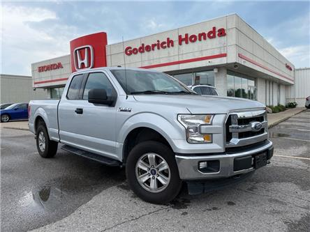 2017 Ford F-150  (Stk: U10221) in Goderich - Image 1 of 13