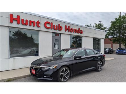 2019 Honda Accord Sport 1.5T (Stk: 8004A) in Gloucester - Image 1 of 23