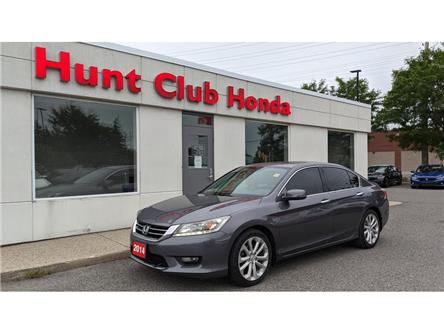 2014 Honda Accord Touring V6 (Stk: 8013A) in Gloucester - Image 1 of 24