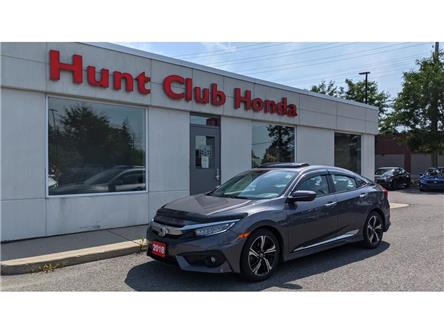 2018 Honda Civic Touring (Stk: 8018A) in Gloucester - Image 1 of 25