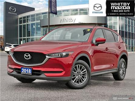 2018 Mazda CX-5 GS (Stk: P17825) in Whitby - Image 1 of 27