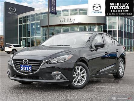 2015 Mazda Mazda3 GS (Stk: 210024A) in Whitby - Image 1 of 25