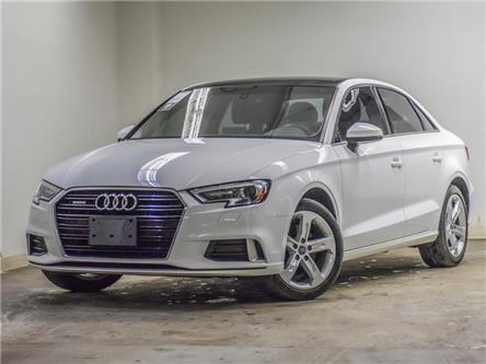 2017 Audi A3 2.0T Komfort (Stk: A14015A) in Newmarket - Image 1 of 25
