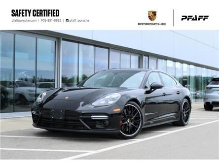 2017 Porsche Panamera Turbo (Stk: P17029A) in Vaughan - Image 1 of 30
