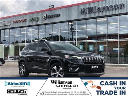 2019 Jeep Cherokee Limited (Stk: W6744) in Uxbridge - Image 1 of 24