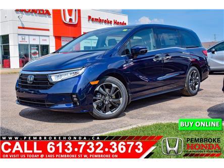 2022 Honda Odyssey Touring (Stk: 22028) in Pembroke - Image 1 of 30
