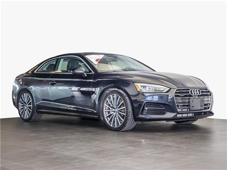 2018 Audi A5 2.0T Progressiv (Stk: PM913) in Nepean - Image 1 of 21