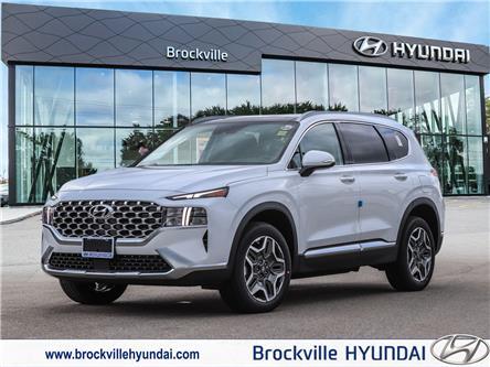 2021 Hyundai Santa Fe HEV Luxury (Stk: R21339) in Brockville - Image 1 of 26