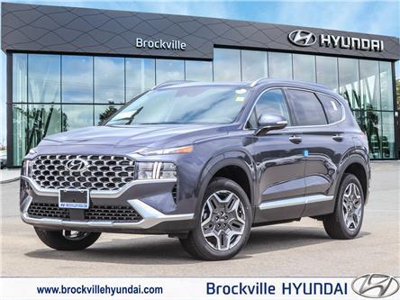 2021 Hyundai Santa Fe HEV Luxury (Stk: R21340) in Brockville - Image 1 of 25