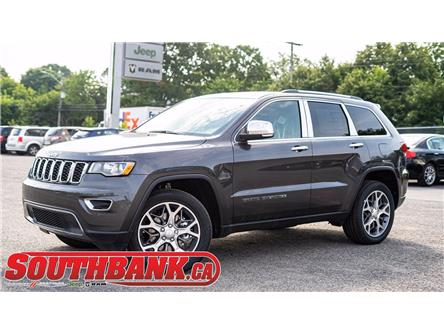 2021 Jeep Grand Cherokee Limited (Stk: 210481) in OTTAWA - Image 1 of 23