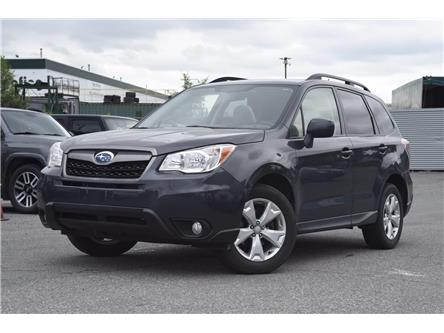 2015 Subaru Forester 2.5i Touring Package (Stk: 18-SM503B) in Ottawa - Image 1 of 24