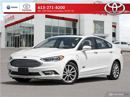 2017 Ford Fusion Energi SE Luxury (Stk: 91289A) in Ottawa - Image 1 of 29
