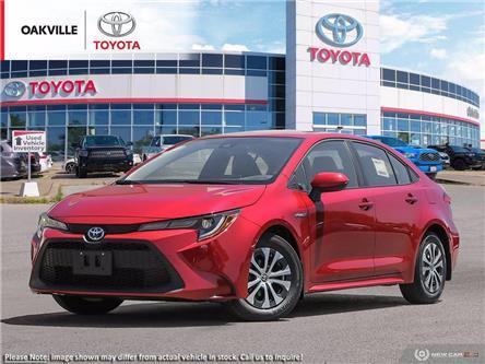 2021 Toyota Corolla Hybrid Base w/Li Battery (Stk: 21385) in Oakville - Image 1 of 11