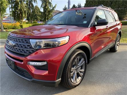2021 Ford Explorer XLT (Stk: 216487) in Vancouver - Image 1 of 10