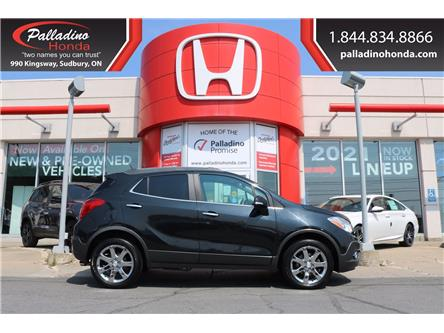 2014 Buick Encore Leather (Stk: 23345A) in Greater Sudbury - Image 1 of 35
