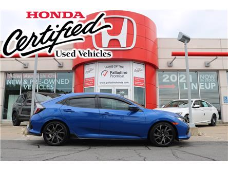 2018 Honda Civic Sport Touring (Stk: 23409A) in Greater Sudbury - Image 1 of 37