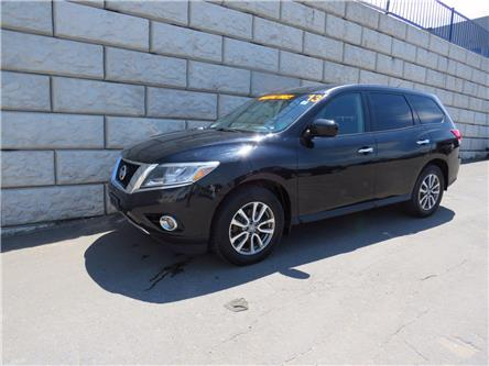 2013 Nissan Pathfinder S| AC| Power Everything| 3rd Row Reclining Seats (Stk: D10606A) in Fredericton - Image 1 of 17