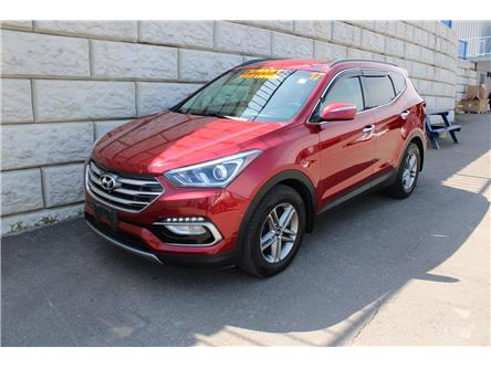 2017 Hyundai Santa Fe Sport Premium, AC, Back up Cam, Loaded (Stk: D10475A) in Fredericton - Image 1 of 16