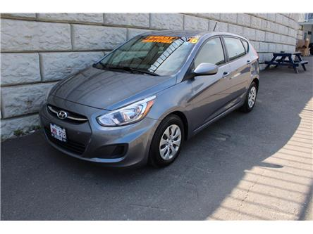 2016 Hyundai Accent GL, Heated Seats, AC and MORE (Stk: D10805A) in Fredericton - Image 1 of 16