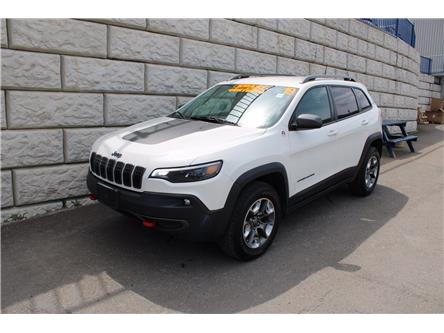 2019 Jeep Cherokee Trailhawk, 4X4, AC, Loaded (Stk: D10659A) in Fredericton - Image 1 of 16