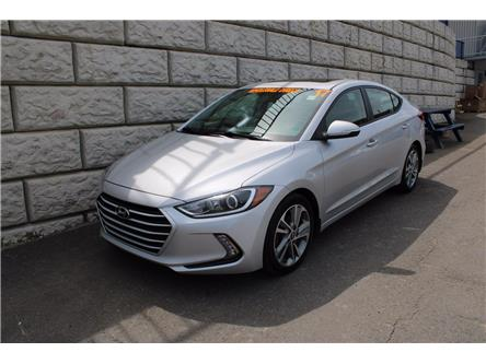 2017 Hyundai Elantra GLS, AC, Moonroof, Heated Seats and More (Stk: D10022A) in Fredericton - Image 1 of 17