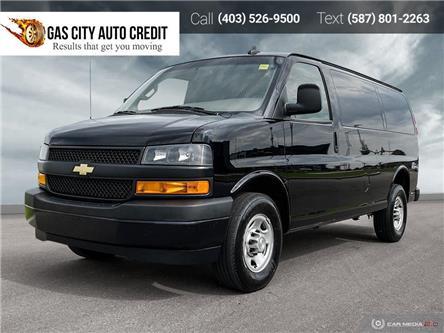 2020 Chevrolet Express 2500 Work Van (Stk: MT0101A) in Medicine Hat - Image 1 of 25