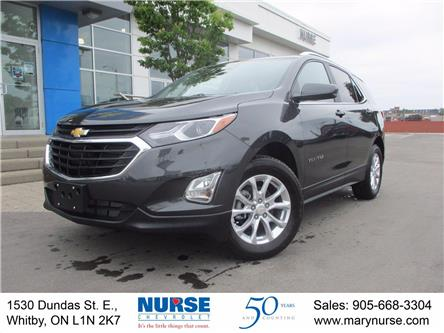 2021 Chevrolet Equinox LT (Stk: 21T073) in Whitby - Image 1 of 30