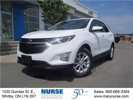 2021 Chevrolet Equinox LT (Stk: 21T068) in Whitby - Image 1 of 30