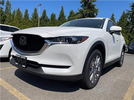 2021 Mazda CX-5 GS (Stk: 418307) in Surrey - Image 1 of 5