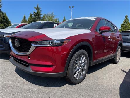2021 Mazda CX-5 GS (Stk: 425701X) in Surrey - Image 1 of 5