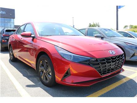2021 Hyundai Elantra Preferred (Stk: 12367) in Saint John - Image 1 of 15