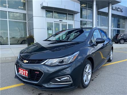 2017 Chevrolet Cruze Hatch LT Auto (Stk: NR15433) in Newmarket - Image 1 of 27