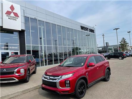 2021 Mitsubishi RVR SE (Stk: R21039) in Edmonton - Image 1 of 22