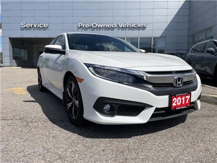 2017 Honda Civic Touring (Stk: P6168) in Toronto - Image 1 of 15