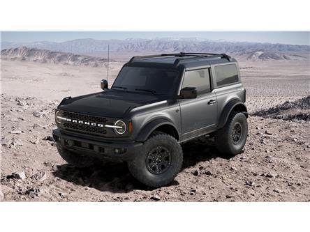 2021 Ford Bronco Wildtrak (Stk: O20519) in Port Alberni - Image 1 of 10