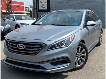 2015 Hyundai Sonata Sport (Stk: BP1323) in Saskatoon - Image 1 of 17