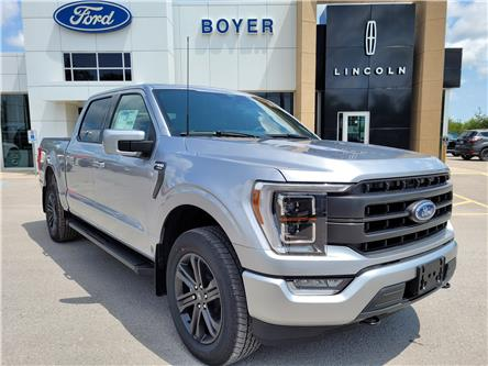 2021 Ford F-150 Lariat (Stk: F3241) in Bobcaygeon - Image 1 of 21