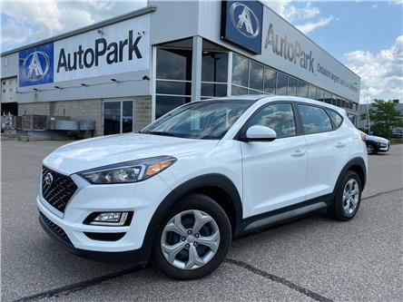 2019 Hyundai Tucson Essential w/Safety Package (Stk: 19-55283JB) in Barrie - Image 1 of 27