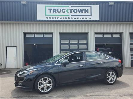 2017 Chevrolet Cruze Premier Auto (Stk: T0463) in Smiths Falls - Image 1 of 19