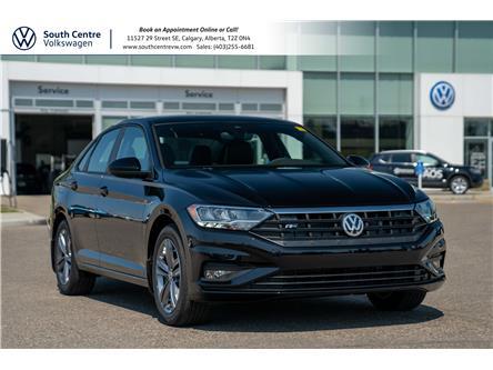 2021 Volkswagen Jetta Highline (Stk: 10263) in Calgary - Image 1 of 42