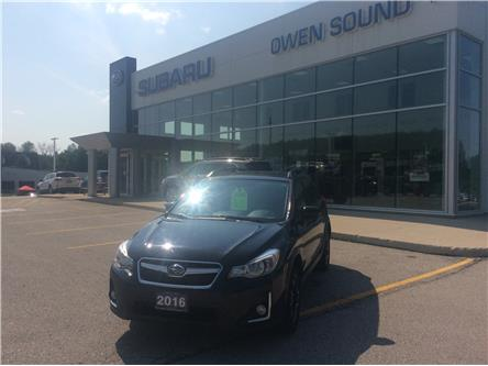 2016 Subaru Crosstrek Touring Package (Stk: S14512AA) in Owen Sound - Image 1 of 22