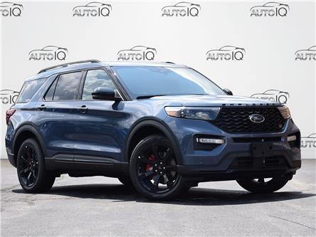 2021 Ford Explorer ST (Stk: XC863) in Waterloo - Image 1 of 29
