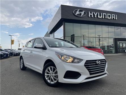 2020 Hyundai Accent Preferred (Stk: H3027) in Saskatoon - Image 1 of 18