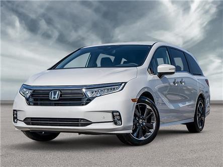 2022 Honda Odyssey Touring (Stk: 2270011) in Calgary - Image 1 of 23