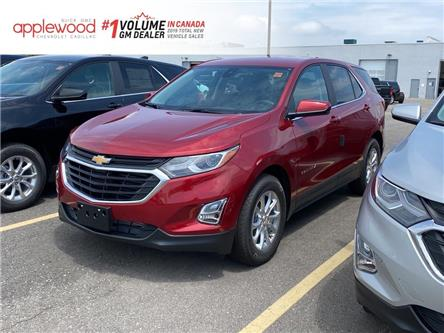 2021 Chevrolet Equinox LT (Stk: T1L031) in Mississauga - Image 1 of 5