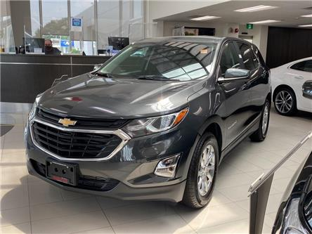 2021 Chevrolet Equinox LT (Stk: T1L033) in Mississauga - Image 1 of 5